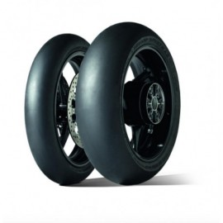Dunlop Gp Racer D212 SLICK M 120/70 ZR 17 TL front