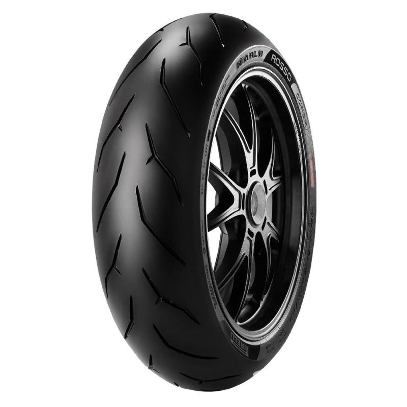 Pirelli Diablo Rosso Corsa Rear 180/60 ZR 17 M/C 75W TL