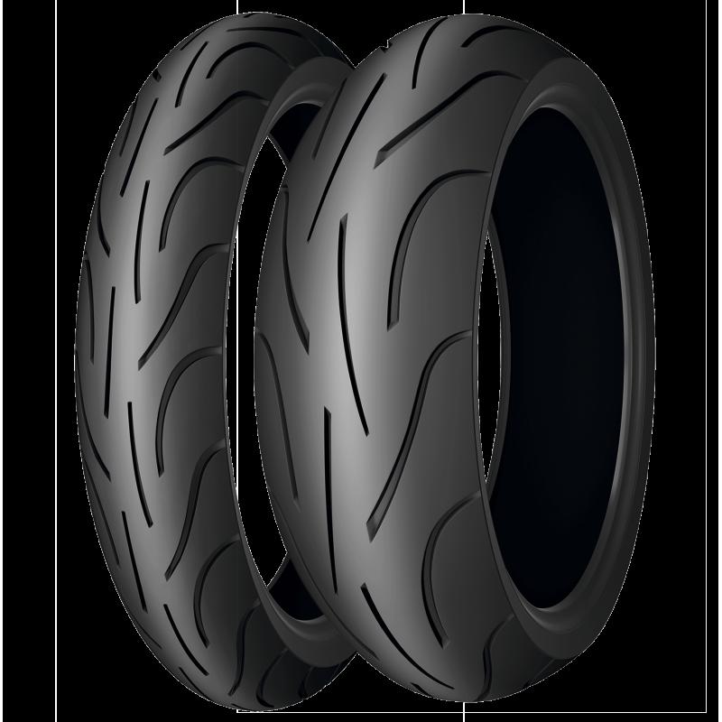 Michelin Pilot Power 2CT 120/70 ZR 17 Y 160/60 ZR 17