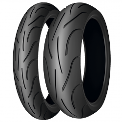 Michelin Pilot Power 2CT 120/70 ZR 17 Y 180/55 ZR 17