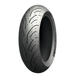 Michelin Pilot Road 4 GT 190/55 ZR17 M/C (75W) TL Rear