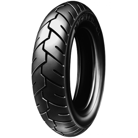 Michelin S1 80/90 - 10 44J FRONT/REAR TL/TT