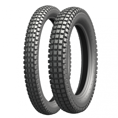 Michelin Trial Competición 2.75-21 TT + 4.00-18 TL