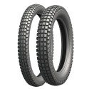 Michelin Trial Competición 2.75-21 45L TT + 4.00-18 64L TL X11