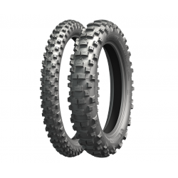 Michelin Enduro Hard 90/90-21 54R + 120/90-18 Enduro Medium 65R TT