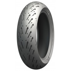 Mas confianza en todas las condiciones.Michelin Road 5 150/70 ZR 17 M/C (69W) TL Rear
