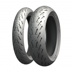 Michelin Pilot Road 5 120/70 ZR 17 58W Y 180/55 ZR 17 73W