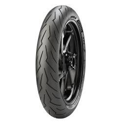 Pirelli Diablo Rosso Scooter 120/70 -12 58P TL Reinf Front