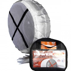 Cadena Textil Power Grip Talla XII