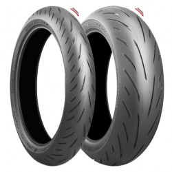 Bridgestone Battlax S22 180/55 R 17 73W TL M/C Rear