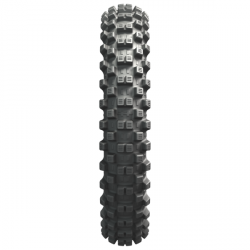 Michelin Tracker 110/100 - 18 64R M/C TT Rear