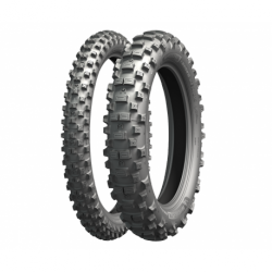 Michelin Enduro Hard 90/90-21 54R + 140/80-18 70R Enduro Medium TT