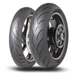 Dunlop Sporsmart MK3 120/70 ZR17 58W + 190/50 ZR17 73W TL