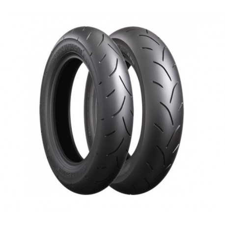 Bridgestones BT601S 120/80 - 12 55J TL Rear