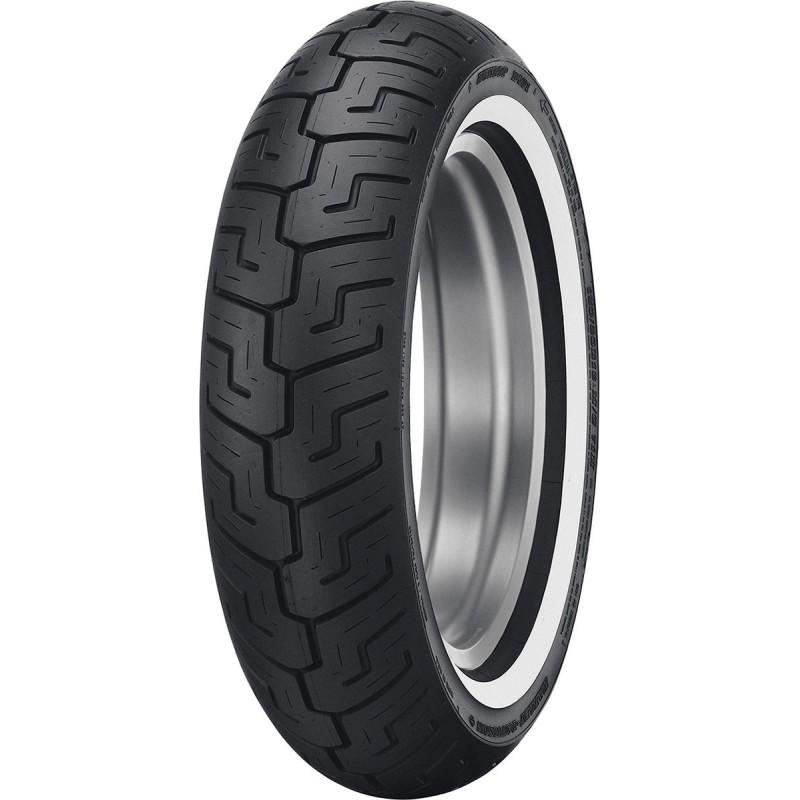 Dunlop D401 150/80 B 16 71H TL Rear (banda blanca)