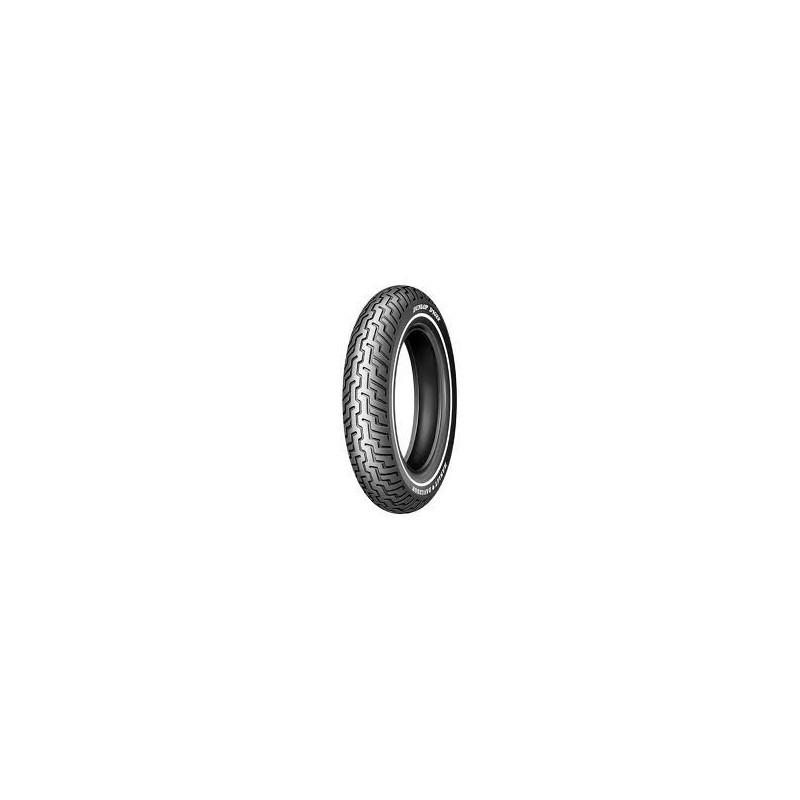 Dunlop D402 MT90 B 16 72H TL Front (banda blanca)