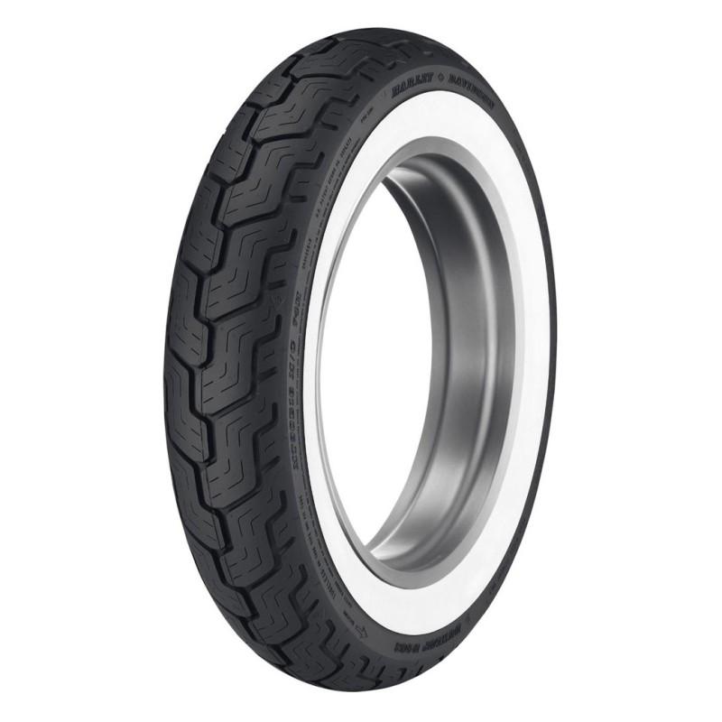 Dunlop D402 MU85 B 16 77H TL Rear (banda blanca)