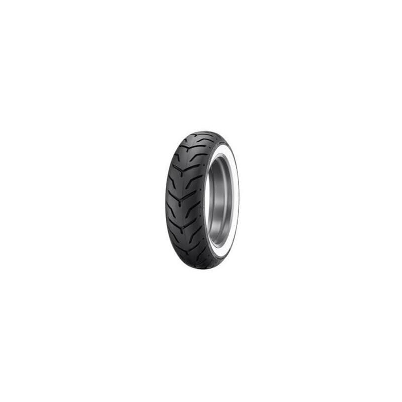 Dunlop D407 180/65 B 16 81H TL Rear (banda blanca).