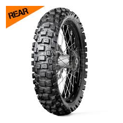 Dunlop Geomax MX-71 110/90 - 19 62M Rear TT  DOT2013