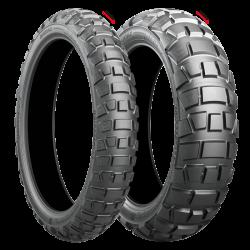 Bridgestone Battlax Adventurecross AX41 150/70 B 18  70Q TL Rear