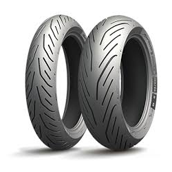 Michelin Pilot Power 3 Scooter 120/70 R14 55H Y 160/60 R15 67H TL