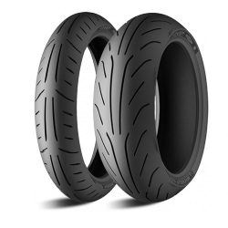 Michelin Power Pure SC 120/80 - 14 58S Y 150/70 -13 64S TL