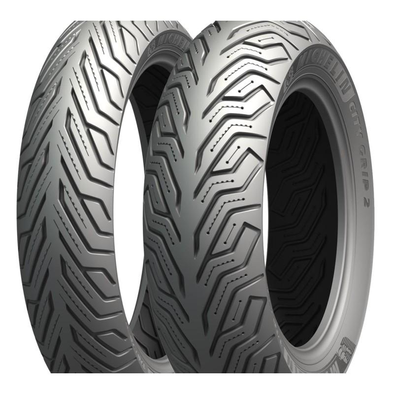 Michelin City Grip 2 130/70 - 13 M/C TL 63S  Front/rear