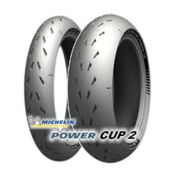 Michelin Power Cup 2 120/70 R 17 M/C 58W Front TL7 M/C 58W Front TL