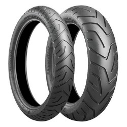 Bridgestone Battlax Adventure A41 120/70 ZR19  60W  Y 170/60 ZR17  72W  TL