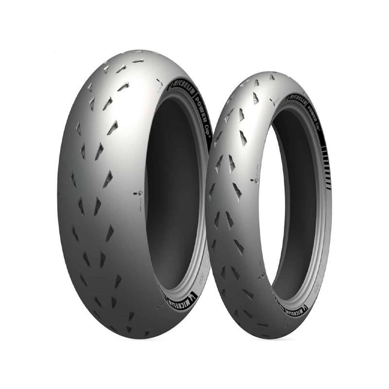 Michelin Power Cup 2 120/70 ZR 17 58W Y 190/55 ZR 17 75W