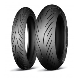 Michelin Pilot Power 3 120/70 ZR 17 + 180/55 ZR 17