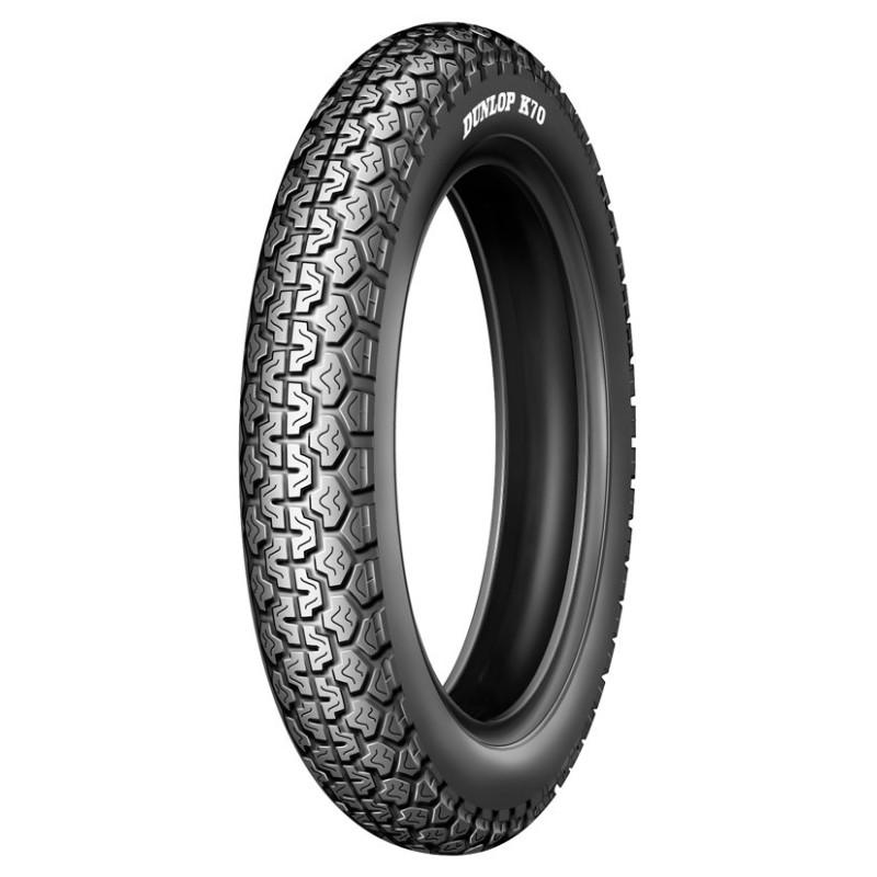 Dunlop K70 3.50 - 19 57P TT Rear