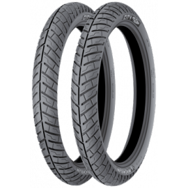 Michelin City Pro 100/80 - 16 50P TL Y 120/80 - 16 60S TL