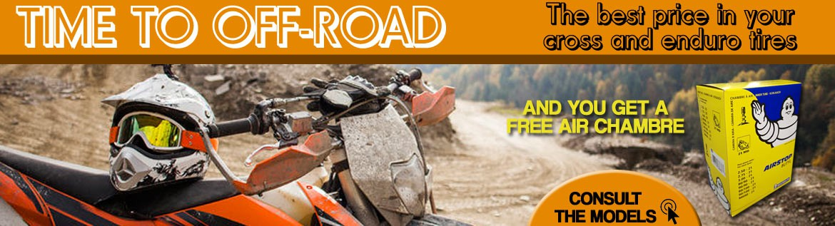 Discounts in your off-road tires!